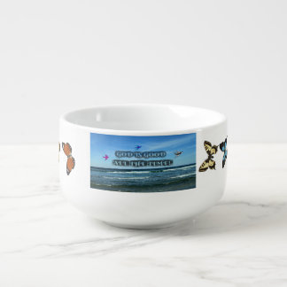 God Is Good All The Time Soup Mug