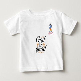 god is good baby tshirt