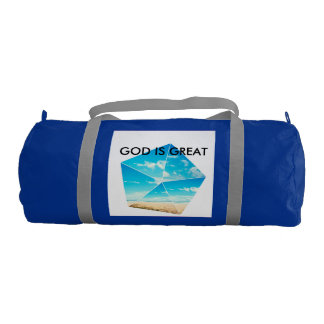 God is Great Duffle Bag