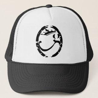 GOD IS KING TRUCKER HAT