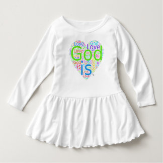 God is love dress