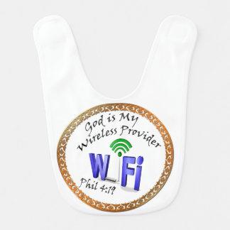 God is My Wireless Provider Phil 4:19 Bib