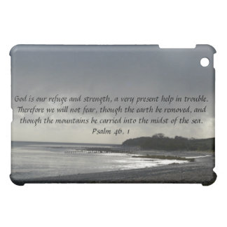 God is our refuge and strength-Seascape Case For The iPad Mini