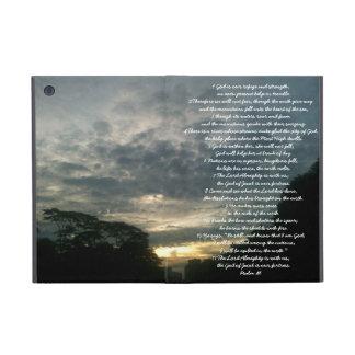 God Is Our Refuge - Psalm 46 iPad Mini Case