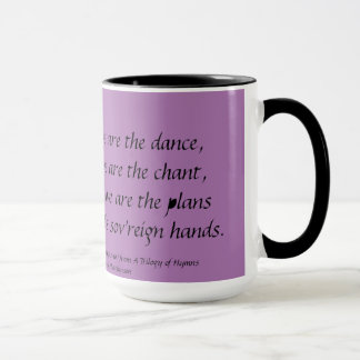GOD IS THE POET Verse 3 Mug Stephanie Hutchinson