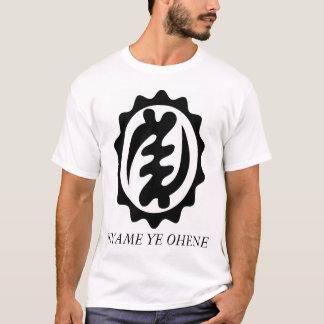 God isKINg.ai, NYAME YE OHENE T-Shirt