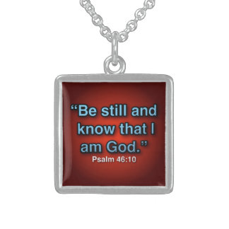 God  - Large gold finish necklace