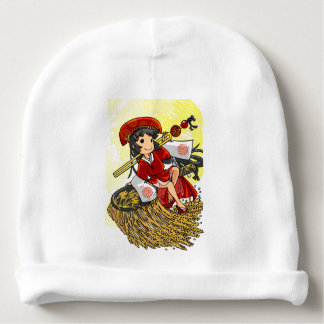 God lowering! Miyako way English story Omiya Baby Beanie