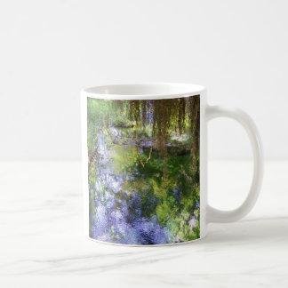 """God made Monet"" mug"