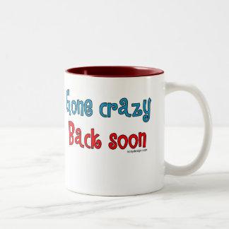 God Must Love Stupid People Two-Tone Mug
