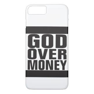 God Over Money iPhone 7 Plus Case