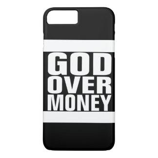 God Over Money iPhone 8 Plus/7 Plus Case