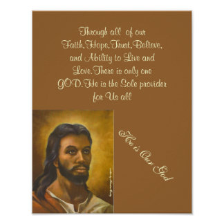 God Poster