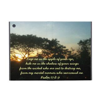 God Protect Me. Psalms iPad Mini Case