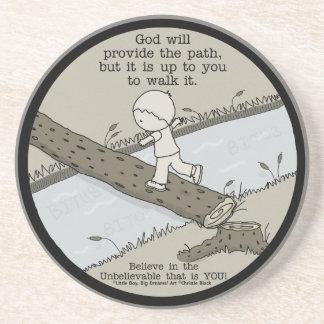 God Provides a Path Coaster