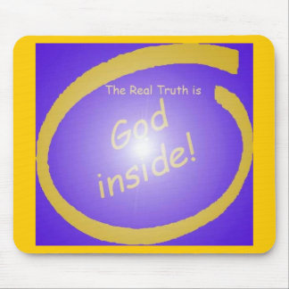 GOD_Real Mouse Pad