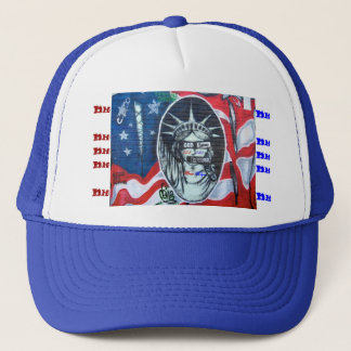 God save Brooklyn, Trucker Hat