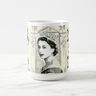 God Save the Queen Coffee Mug