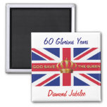God Save The Queen Magnet