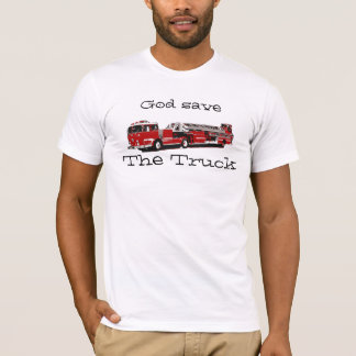 God save the Truck T-Shirt