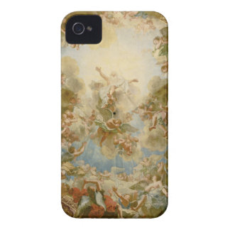 God the Father Almighty by Antoine Coypel Case-Mate iPhone 4 Cases