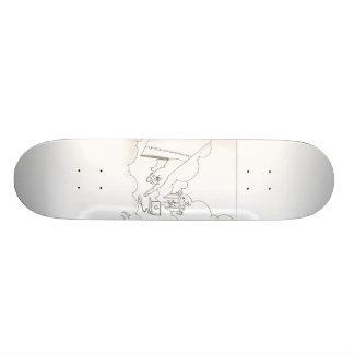 god uses amac skate board