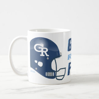 Goddard Rockets Football Mug