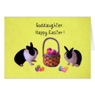 Goddaughter easter gifts goddaughter easter gift ideas on zazzle goddaughter happy easter card negle Choice Image