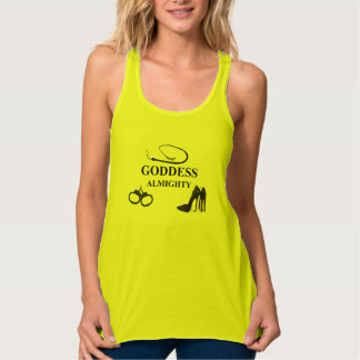 GODDESS ALMIGHTY TANK TOP