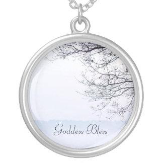 Goddess Bless Pendant