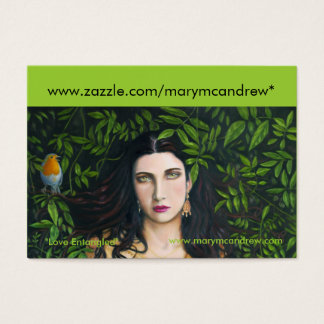 Goddess Business Card