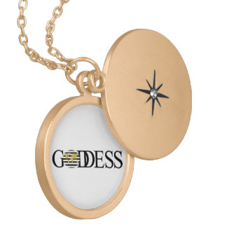 Goddess Chic Travel Collection Locket Necklace