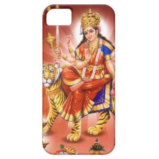 Goddess Durga (Hindu goddess) iPhone 5 Case