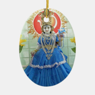 Goddess Durga NavDurga Images Ceramic Ornament