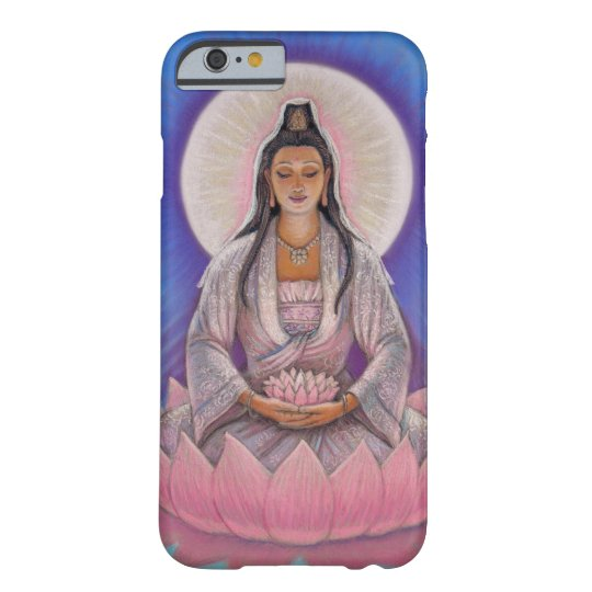 Goddess Kuan Yin iPhone 6 case