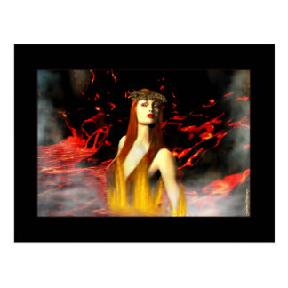 Goddess of Fire Postcards