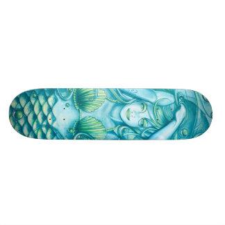 Goddess of the Sea Skate Board