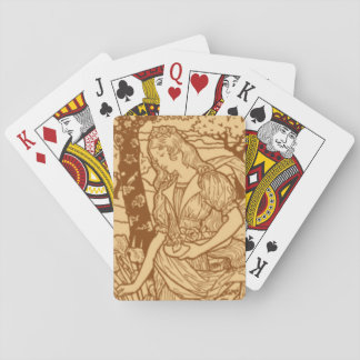 Goddess Playing Cards by Julie Everhart