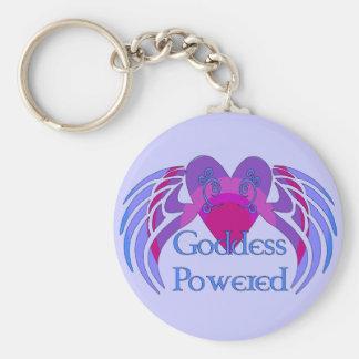 Goddess Powered Keychain