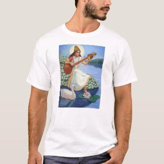 Goddess Sarasvati T-Shirt