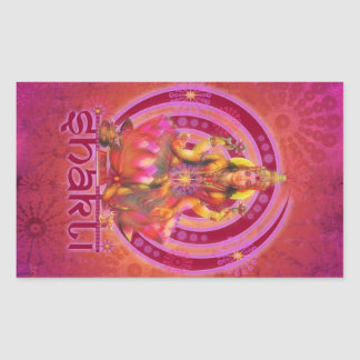 Goddess SHAKTI / LAKSHMI Sticker