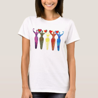 Goddess Sisterhood shirt