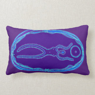 Goddess Yoni #744/2 Lumbar Pillow