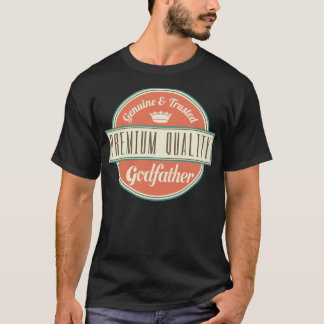 Godfather (Funny) Gift T-Shirt