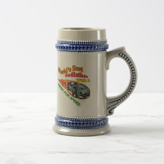 Godfather Need For Speed Father's Day Gifts Beer Stein