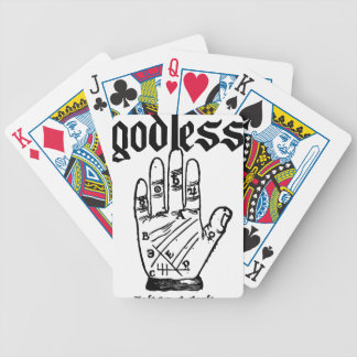 Godless Atheist Poker Deck