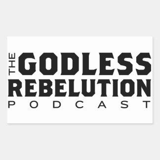Godless Rebelution Sticker