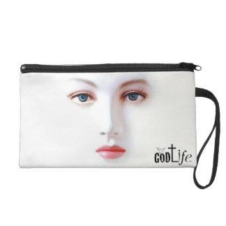 GodLife® Face-It Wristlet Bag