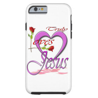 Godly women for Christ Tough iPhone 6 Case