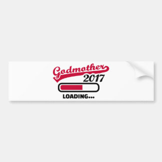 Godmother 2017 bumper sticker